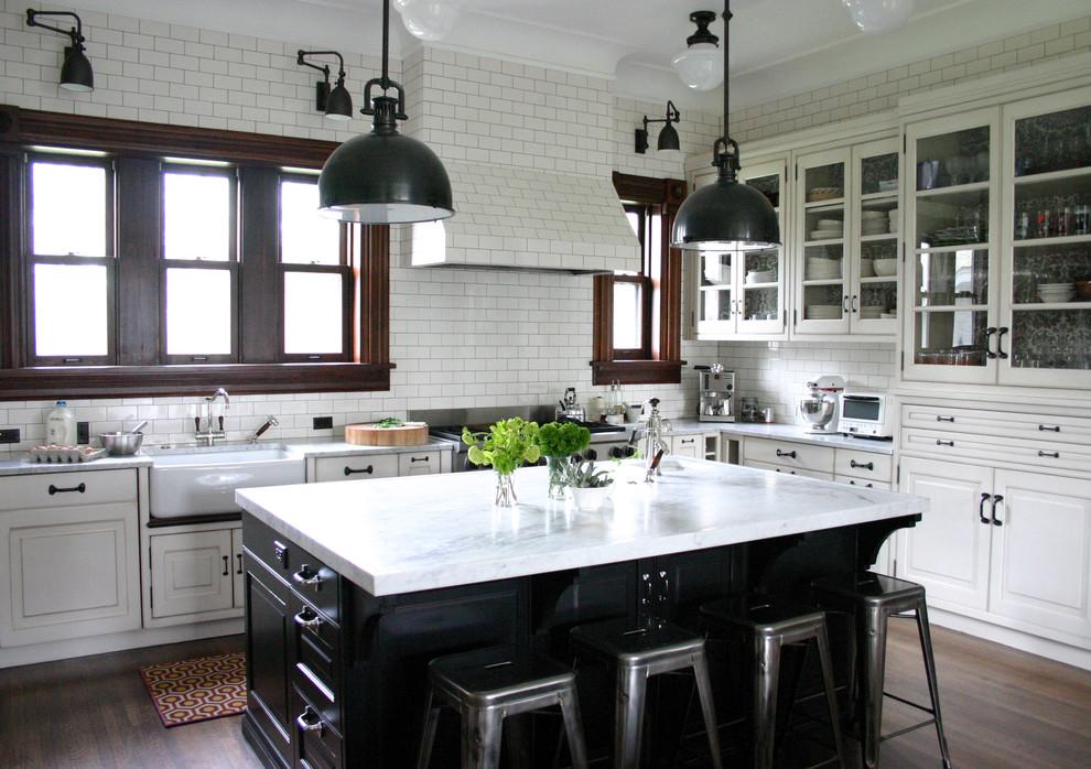 Cool Black Kitchen Design