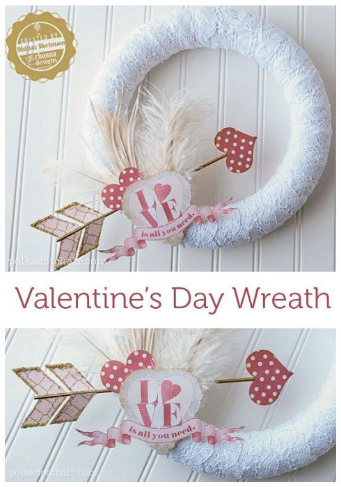 Interchangeable Holiday Wreath