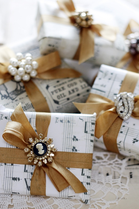 Music Gift Wrapping paper