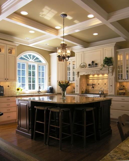 Traditional Design Kitchen